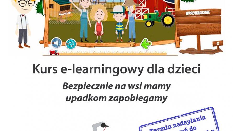 Kurs e-lerningowy dla dzieci